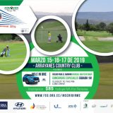 I Abierto Nacional Arrayanes Country Club 2019