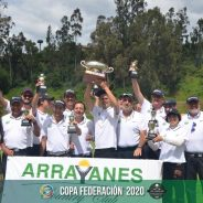 Arrayanes Country Club ganó la Copa Federación 2020
