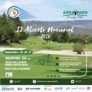 Abierto Nacional de Arrayanes Country Club 2020